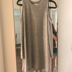 Abercrombie and Fitch XS cold shoulder dress